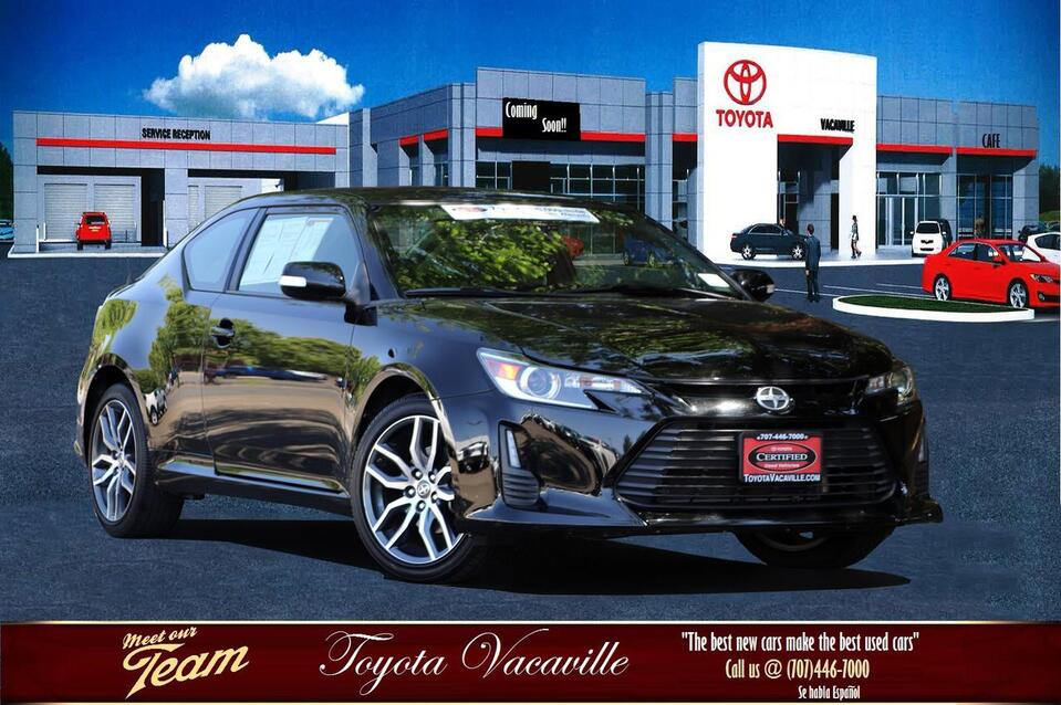 2016 Scion TC Hatchback Coupe Vacaville CA ...