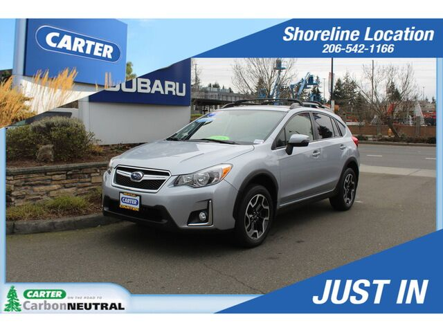 2016 Subaru Crosstrek 2.0i Limited Seattle WA
