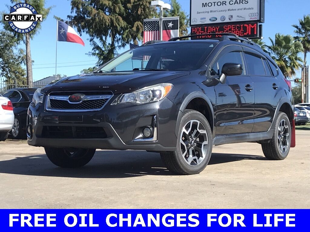 2016 Subaru Crosstrek 2.0i Premium Houston TX