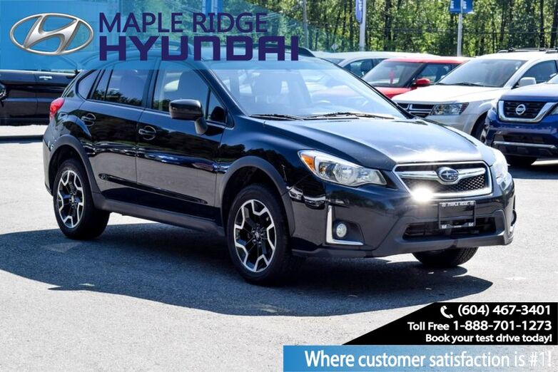 2016 Subaru Crosstrek 5dr CVT 2.0i w/Touring Pkg Maple Ridge BC