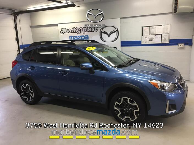2016 Subaru Crosstrek Limited AWD Rochester NY