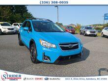 2016_Subaru_Crosstrek_Limited_ Asheboro NC