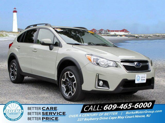 2016 Subaru Crosstrek Limited South Jersey NJ