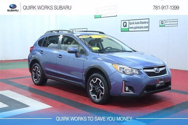2016 Subaru Crosstrek Limited Braintree MA
