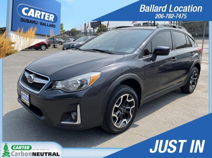2016 Subaru Crosstrek Premium Seattle WA