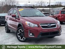 2016 Subaru Crosstrek Premium South Burlington VT