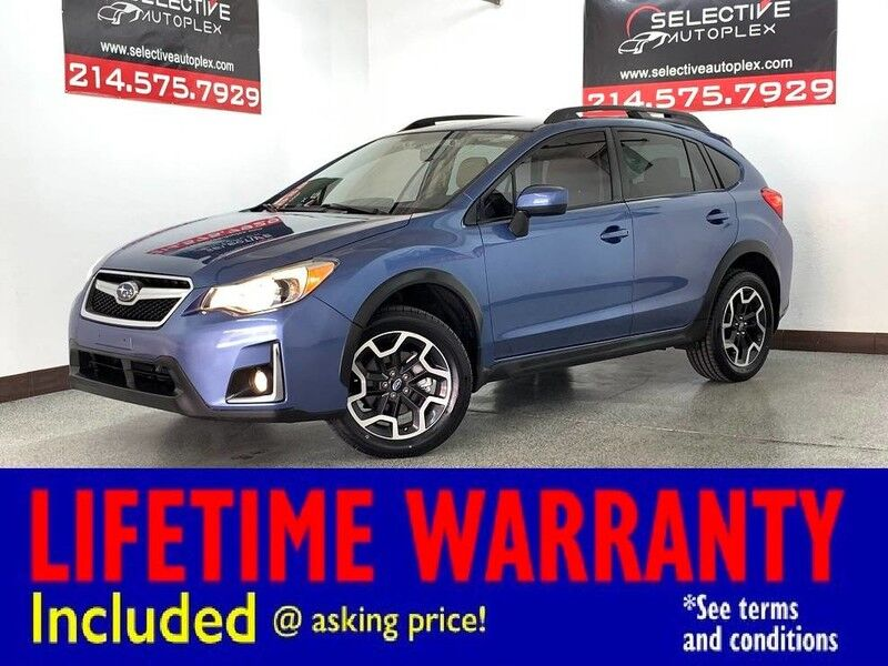 2016 Subaru Crosstrek Premium,Cruise Control,Back-Up Camera, Bluetooth,Heated Front Se Carrollton TX