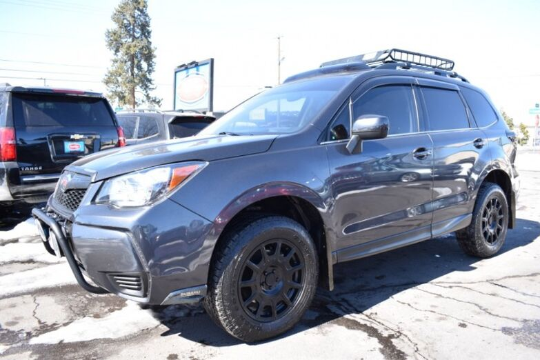 2016 Subaru Forester 2.0XT Premium Bend OR