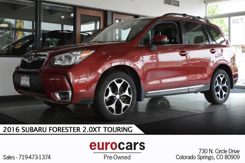 2016 Subaru Forester 2.0XT Touring Colorado Springs CO