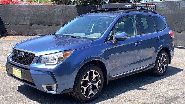 2016 Subaru Forester 2.0XT Touring Pasadena CA