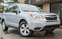 2016_Subaru_Forester_2.5i_ Georgetown KY