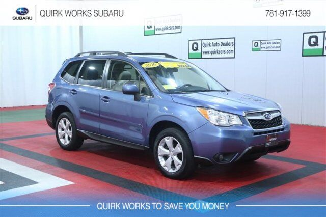 2016 Subaru Forester 2.5i Limited Braintree MA
