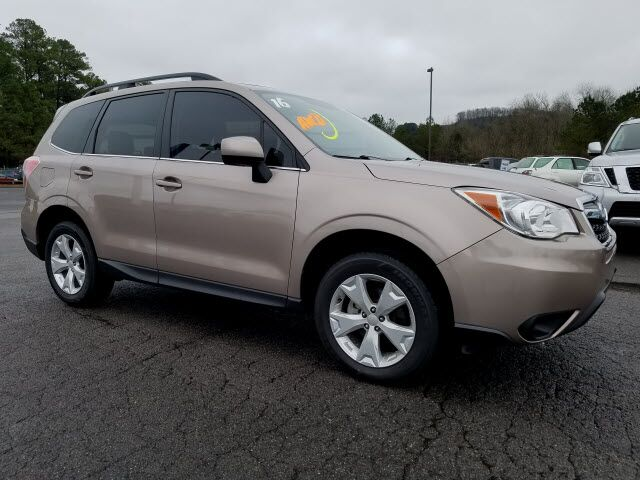 2016 Subaru Forester 2.5i Limited Chattanooga TN