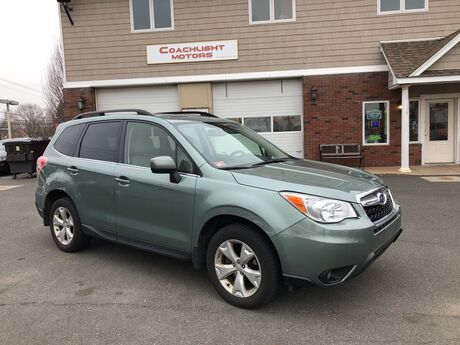 2016 Subaru Forester 2.5i Limited East Windsor CT