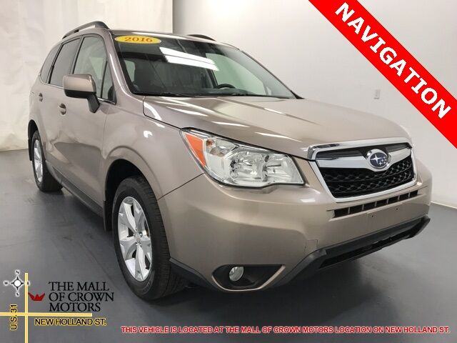 Crown Motors Holland Mi >> 2016 Subaru Forester 2 5i Limited