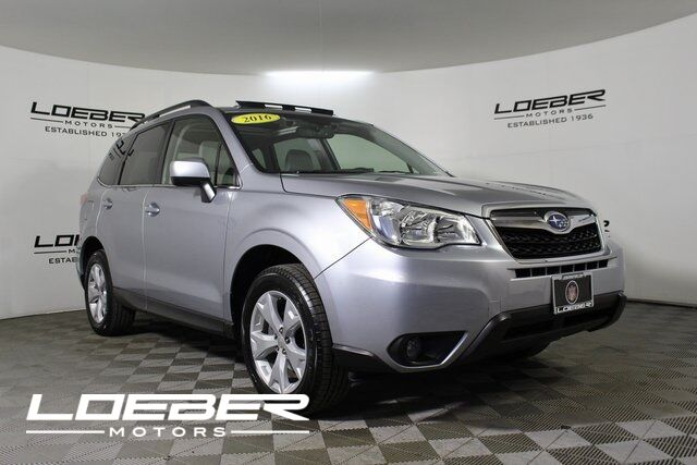 2016 Subaru Forester 2.5i Limited Lincolnwood IL