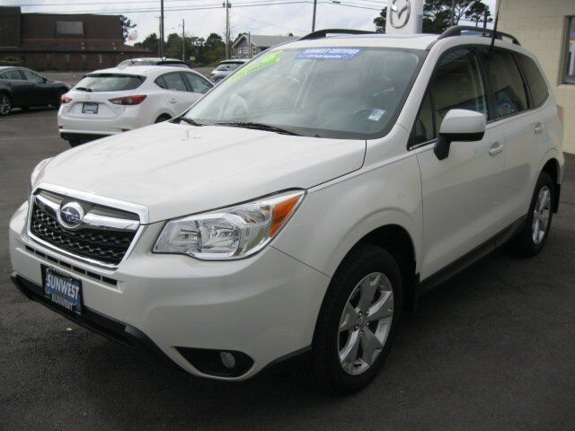 2016 Subaru Forester 2.5i Limited Newport OR