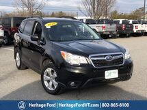 2016 Subaru Forester 2.5i Limited South Burlington VT