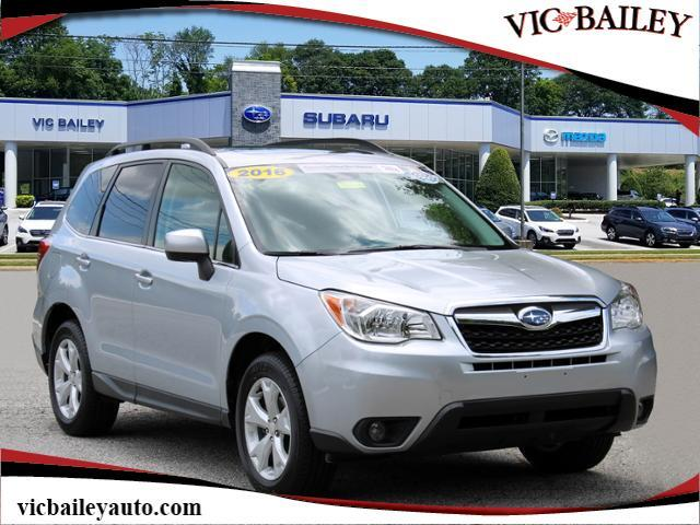 2016 Subaru Forester 2.5i Limited Spartanburg SC