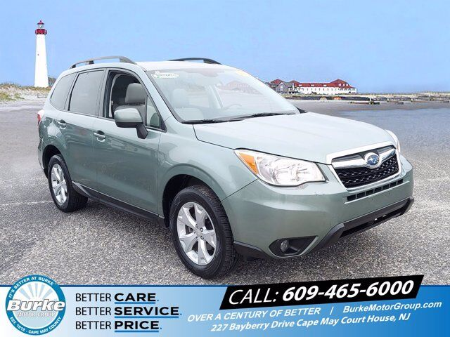 2016 Subaru Forester 2.5i Premium Cape May Court House NJ