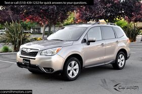 2016_Subaru_Forester_2.5i Premium, Navigation, EyeSight & Pano Roof!_ Fremont CA