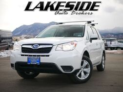 2016_Subaru_Forester_2.5i Premium PZEV CVT_ Colorado Springs CO