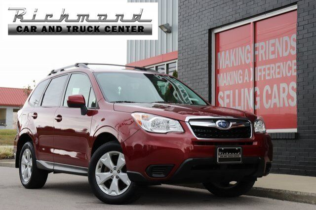2016 Subaru Forester 2.5i Premium Richmond KY