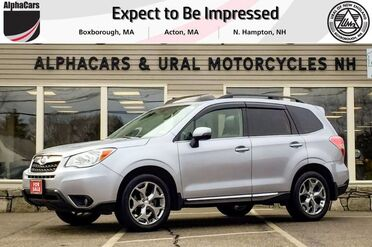 2016_Subaru_Forester_2.5i Touring w/ Eyesight & Navigation_ Boxborough MA