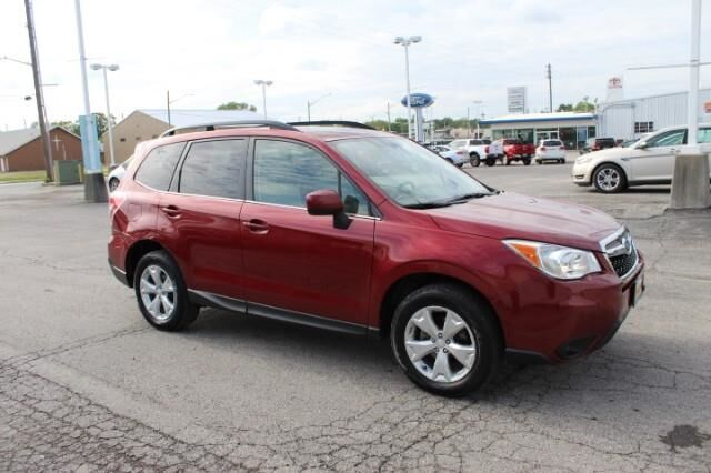 2016 Subaru Forester 4dr CVT 2.5i Limited Fort Scott KS