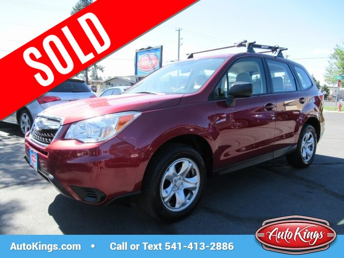 2016 Subaru Forester AWD PZEV Bend OR