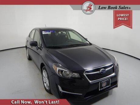 2016 Subaru IMPREZA SEDAN Premium Salt Lake City UT
