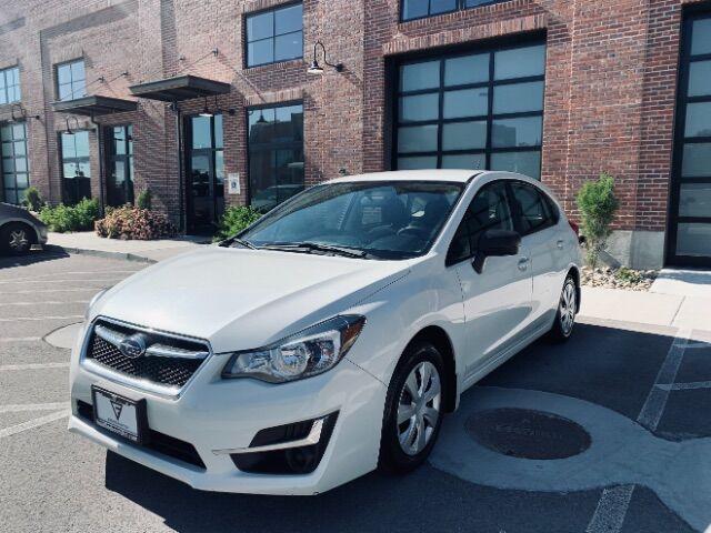 2016 Subaru Impreza 2.0i PZEV CVT 5-Door Bountiful UT