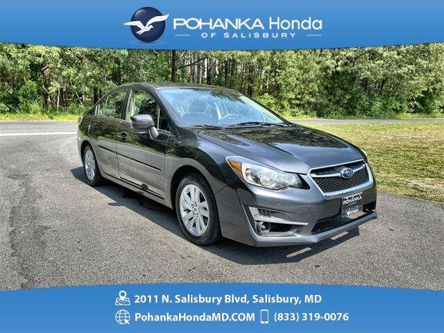 2016 Subaru Impreza 2.0i Premium ** AWD ** Guaranteed Financing ** Salisbury MD