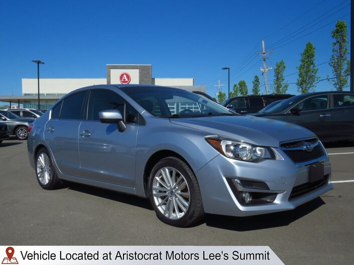 2016 Subaru Impreza 2.0i Premium Merriam KS