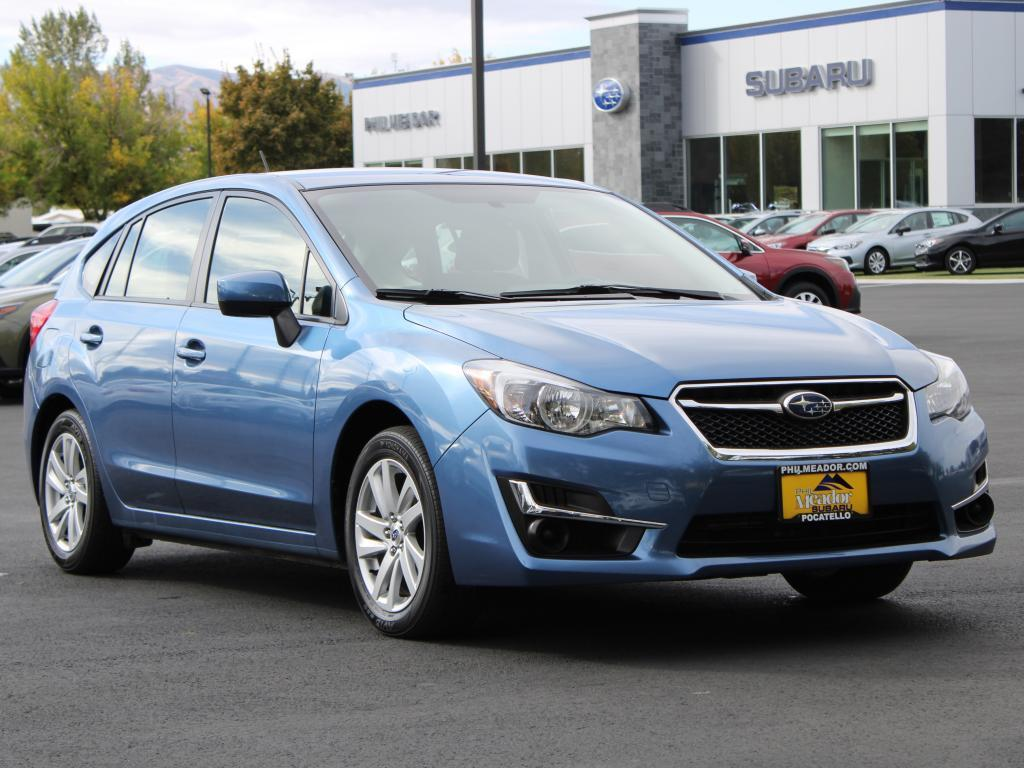 2016 Subaru Impreza Premium Pocatello ID
