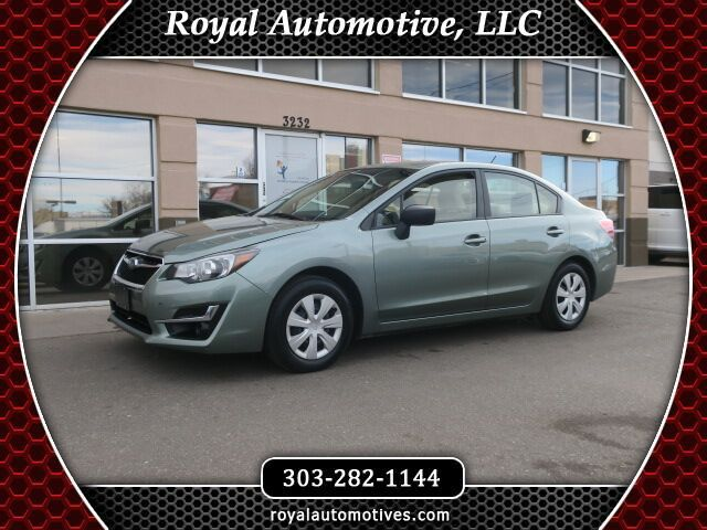2016 Subaru Impreza Sedan  Englewood CO