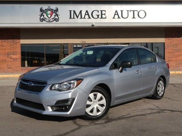 2016 Subaru Impreza Sedan  West Jordan UT