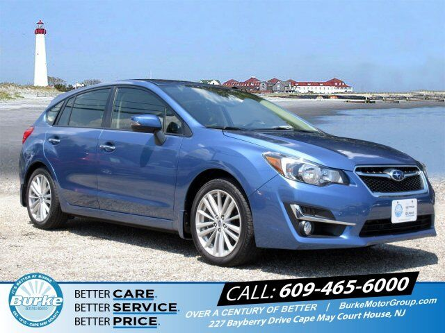 2016 Subaru Impreza Wagon 2.0i Limited South Jersey NJ