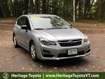 2016 Subaru Impreza Wagon 2.0i South Burlington VT