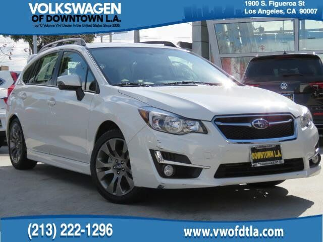 2016 Subaru Impreza Wagon 2.0i Sport Limited Los Angeles CA