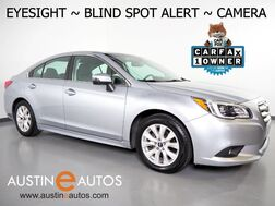 2016_Subaru_Legacy 2.5i Premium AWD_*EYESIGHT, BLIND SPOT ALERT, LANE DEPARTURE ALERT, COLLISION ALERT, BACKUP-CAMERA, TOUCH SCREEN, HEATED SEATS, BLUETOOTH PHONE & AUDIO_ Round Rock TX