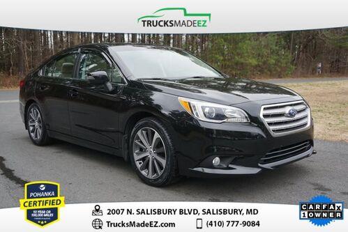 2016_Subaru_Legacy_2.5i_ Salisbury MD