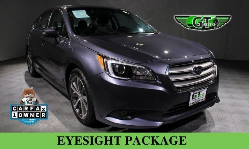 2016 Subaru Legacy Limited Eyesight & Navigation