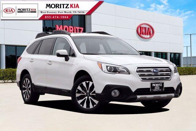 2016 Subaru Outback 2.5i Fort Worth TX