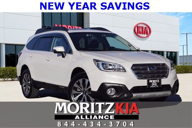 2016 Subaru Outback 2.5i Fort Worth TX