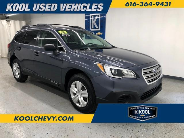 2016 Subaru Outback 2.5i Grand Rapids MI