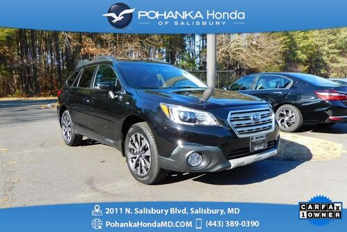 2016_Subaru_Outback_2.5i Limited AWD ** NAVI & SUNROOF ** ONE OWNER **_ Salisbury MD