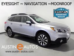 2016_Subaru_Outback 2.5i Limited_*EYESIGHT, NAVIGATION, BLIND SPOT ALERT, FORWARD COLLISION ALERT, BACKUP-CAM, LEATHER, MOONROOF, HARMAN/KARDON, BLUETOOTH_ Round Rock TX