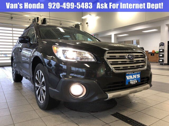 2016 Subaru Outback 2.5i Limited Green Bay WI