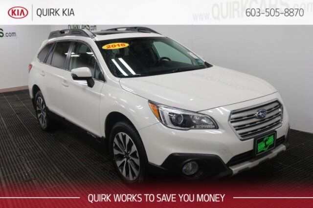 2016 Subaru Outback 2.5i Limited Manchester NH